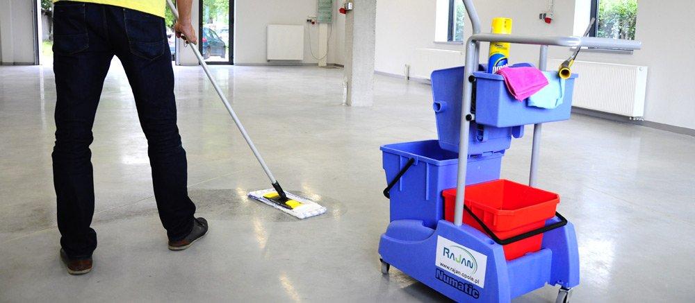 Kompleksowe utrzymanie czystości